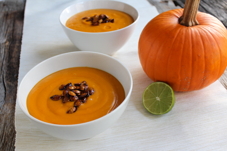 Pumpkin Soup Beauty