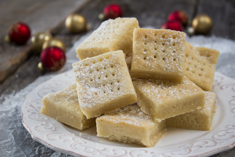 Classic All Butter Shortbread