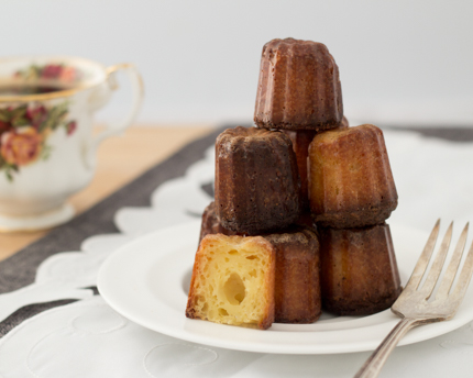 Traditional Cannelé