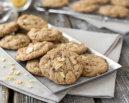 Potato Chip Chocolate Chip Cookies