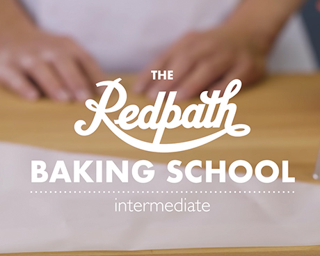 The Redpath Baking School Intermediate