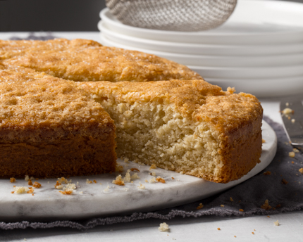 Apple Brandy Cake