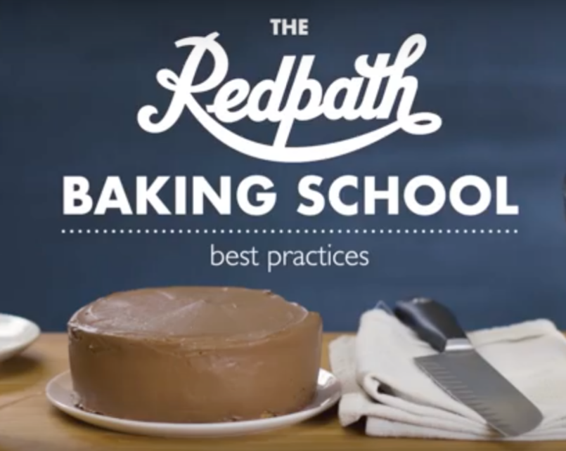 The Redpath Baking School - Best Practices