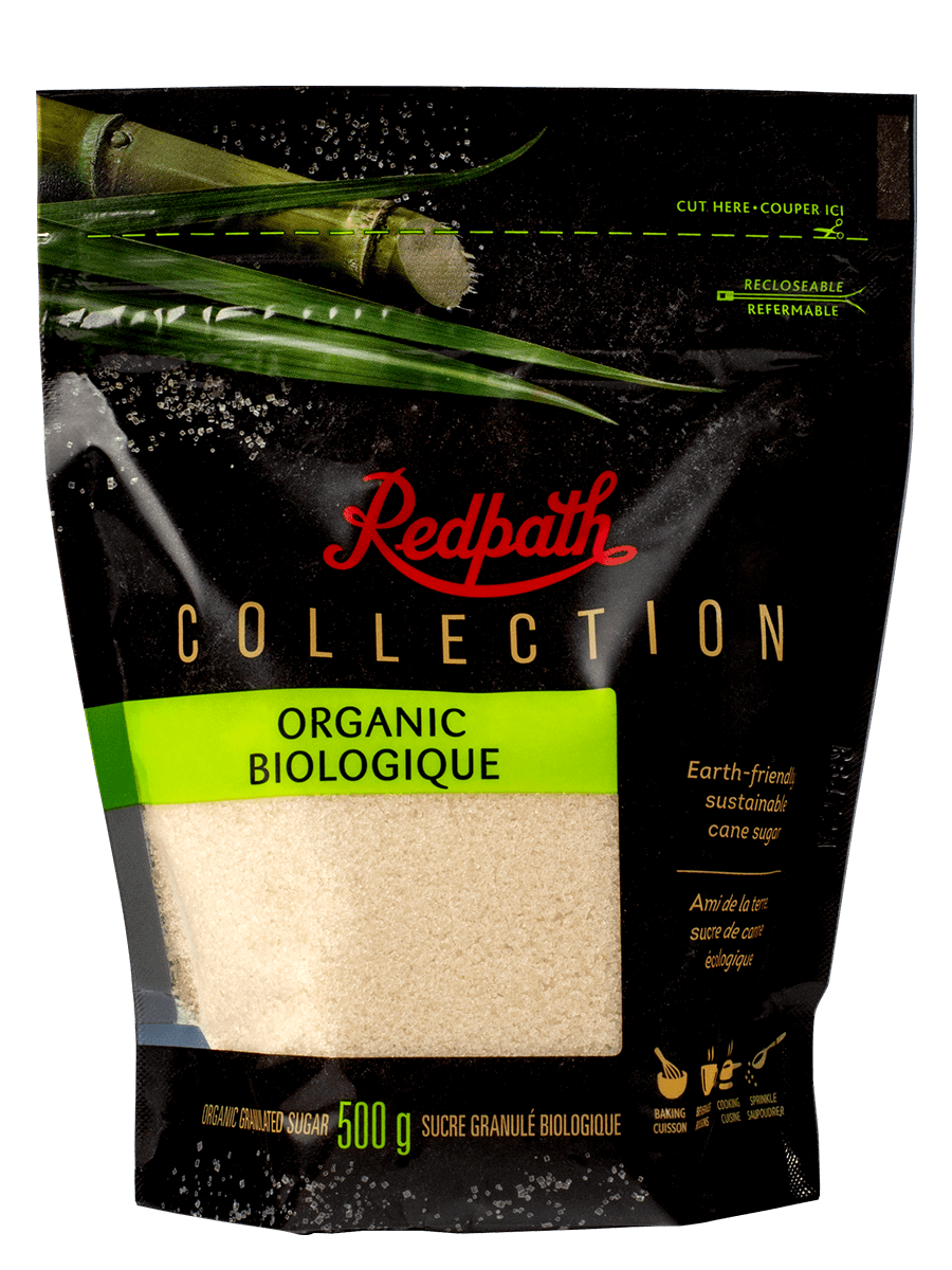 Redpath Organic Sugar