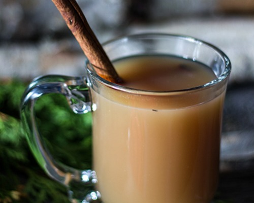 Our Favourite Mulled Apple Cider